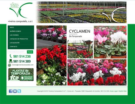 Productores de plantas en galicia el blog de hostigal for Viveros en santiago maipu