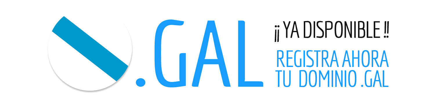 dominios .GAL